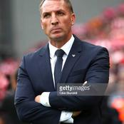 Brendan Rodgers was in a secret contact with a third party.