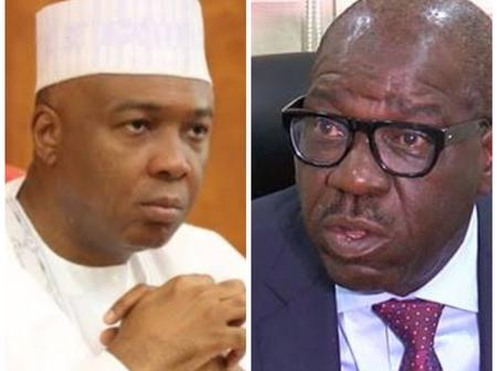 Opinion: Obaseki Might Contest For Presidency Under PDP In 2023 As He Goes Visiting Bukola Saraki