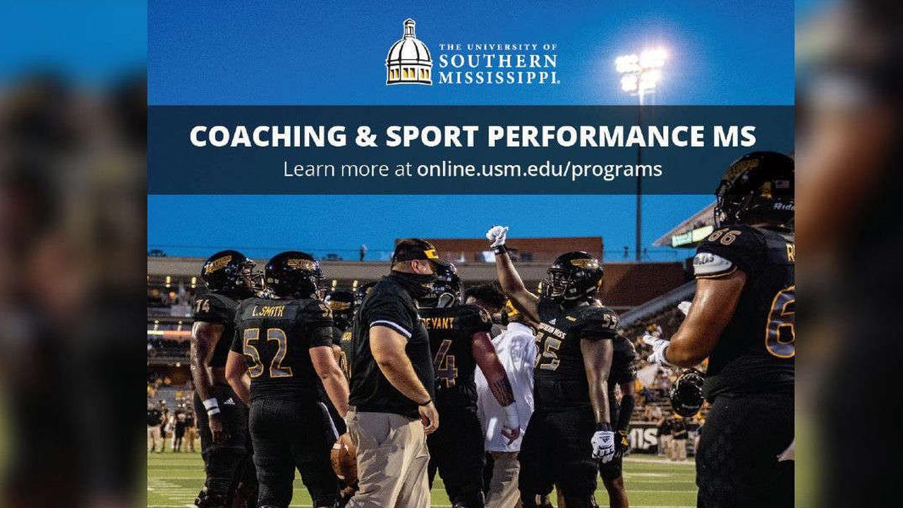 USM School of Kinesiology and Nutrition enhances coaching degree