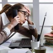١٠ خطوات  للتخلص من التوتر والقلق