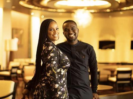 After they got married, see the photos of Joe Mettle and his wife