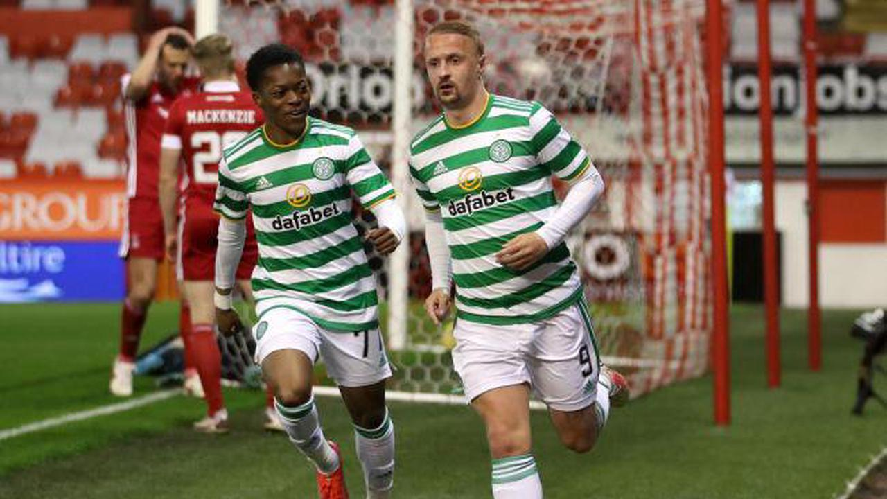 Callum McGregor says it is up to Celtic teammates to keep Leigh Griffiths on the straight and narrow as striker makes Euros bid