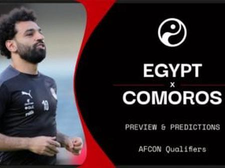 6 Must Win Africa Cup Of Nations Qualifiers Matches For Monday Night