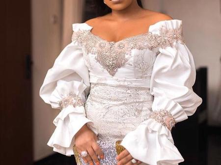 Try out these wonderful and dazzling lace styles for your wedding