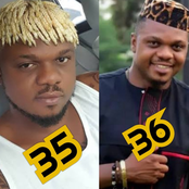 Ken Eric Is 36 Today: Here Are 7 Things You Might Not Know About Him - Photos