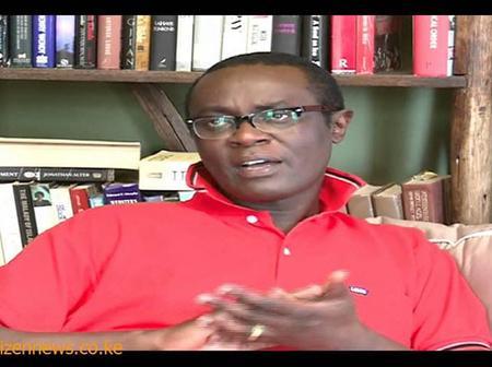 Mutahi Ngunyi Reveals Hustler Vs Dynasty Pioneer Giving The Reason Why it Was Created