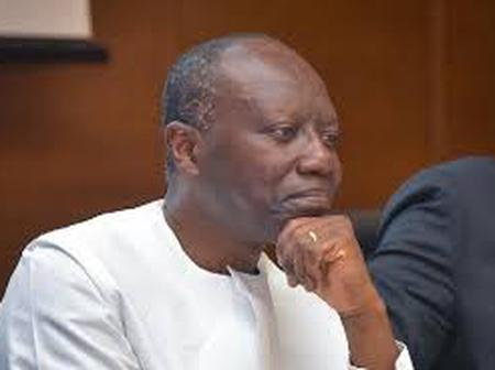 ASEPA Files An Addendum To Petition Against Ken Ofori-Atta In Parliament - Hon. Richard A. Prah
