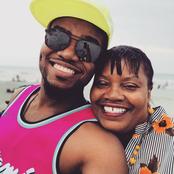 Popular gospel singer celebrates mum who just clocked 61