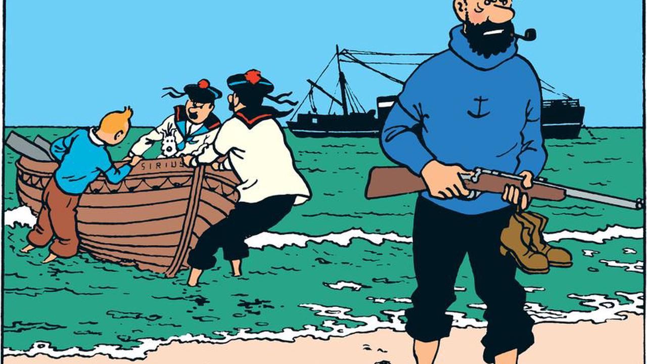 Les Aventures de Tintin - Le Trésor de Rackham le Rouge : Parties 1 à 6 - Ép. 6/10 - Nuit Tintin, Haddock…et la Castafiore !