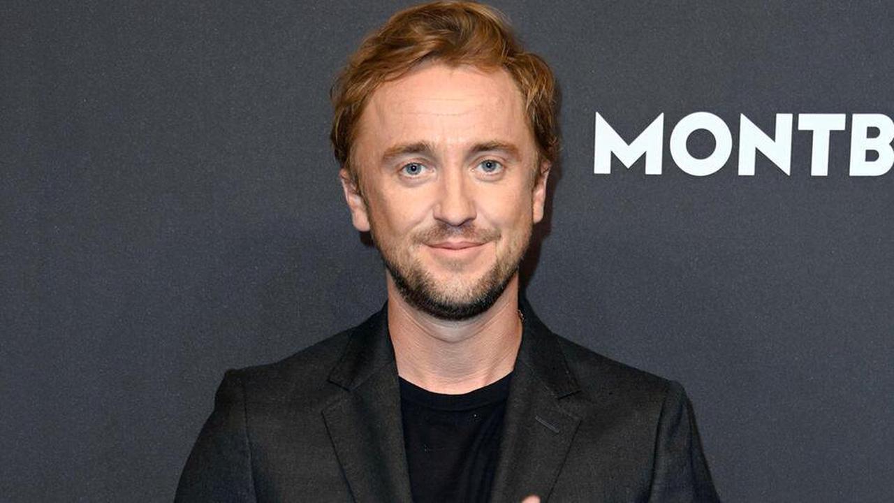 """Draco Malfoy""-Darsteller Tom Felton ins Krankenhaus eingeliefert"