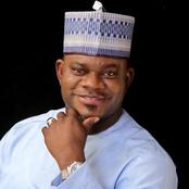 Check out what Kogi State governor said that sparked reaction on social media