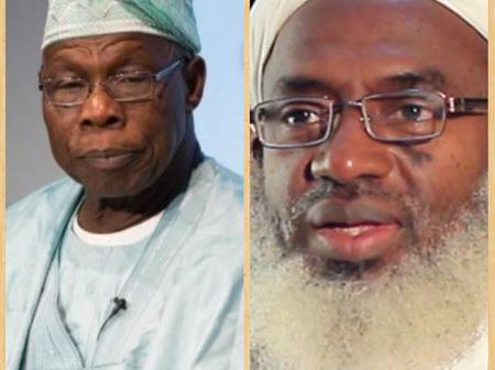 Reactions As Gumi, Northern leaders in closed-door meeting with Obasanjo