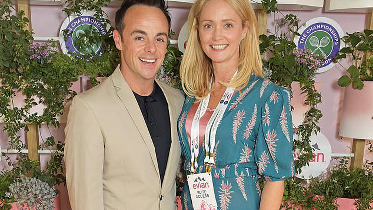 Ant's Saturday night giveaway wedding! TV presenter is paying for 100 friends to stay at a hotel in Hampshire at £1,000 per night for a star-studded reception with his fiancee
