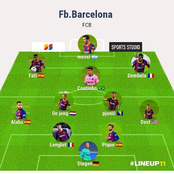 Opinion: Barcelona Will Show No Mercy To Real Madrid If Koeman Uses This Lineup