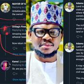 Twitter Users In Disbelief As They Praise Adamu Garba For Boldly Saying This About The Fulanis