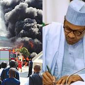 Today's Headlines:Buhari Appoints Another Northerner As DG, Army Headquarters on Fire