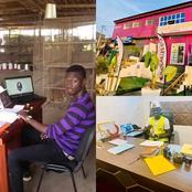 L'histoire du Jeune entrepreneur Ben Azize Konaté, qui a réalisé son business malgré les embûches