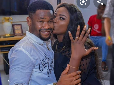 Throwback: See How Zubby Michael Met Mary Okoye, And Why They Broke Up