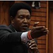 Senator Ledama Bashed By Netizens After Making This Remarks On Covid Vaccine.
