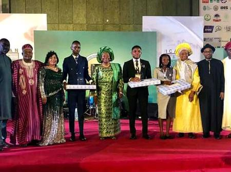 Uniport Student Emerged First Runner-Up In the 2021 ICAN Undergraduate Essay Competition
