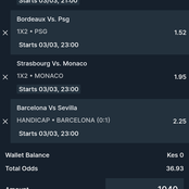 Win Big With These 5 Matches Today