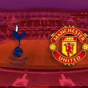 MatchDay Live; Predicted Manchester United Lineup Vs Tottenham and Team News