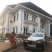 Mixed Reactions To Gigantic Mansions Built In Igbo Villages