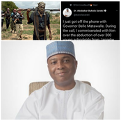 This Is What Saraki Did After Over 300 Schoolgirls Were Kidnapped By Armed Bandits In Zamfara State