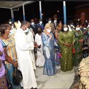 Un prêtre à Dominique Ouattara : « C'est maintenant que votre bénédiction commence »