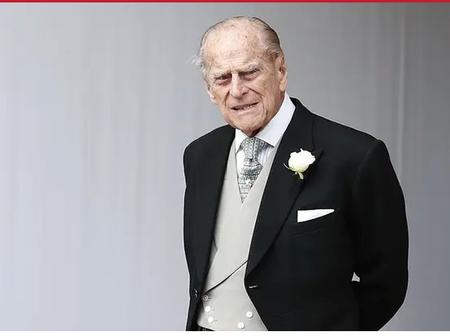 Husband Of Queen Elizabeth II Prince Philip Is Dead