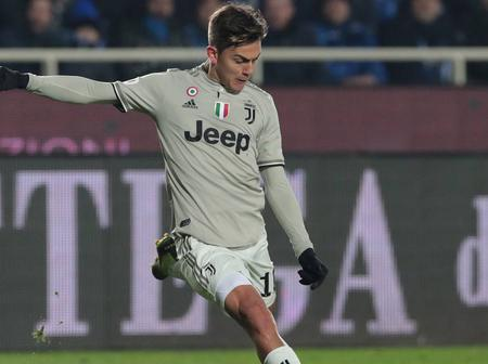 World Class Foward Reportedly On His Way Out Of Juventus