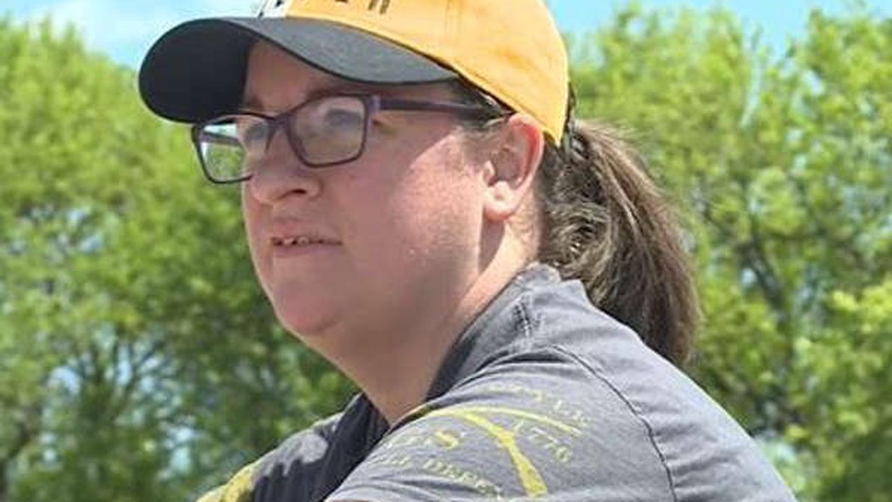 Military veteran from Rose Hill runs to raise mental-health awareness