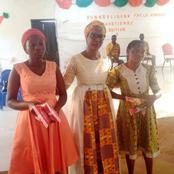 Veuves, orphelins et démunis soulagés par la chantre Anne Assi à Taabo