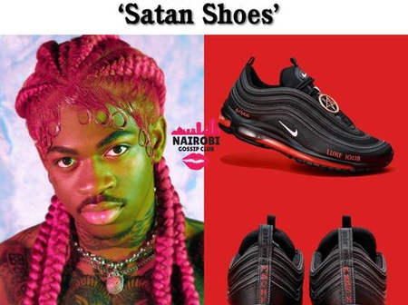 Nike sues rapper Lil Nas