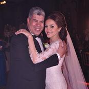لن تُصدق أن هذه المرأة الجميلة زوجة أحمد شوبير.. وهذه ابنته فاتنة الجمال