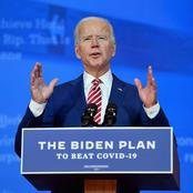 Check Out the Latest Announcement Made By Joe Biden Few Days To His Inauguration