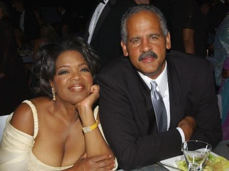 Things You Probably Don't Know About Oprah Winfrey's 70-years-old Boyfriend