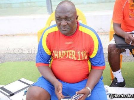 Sabahn Quaye's Sick Leave Extended - Opare Addo Confirms