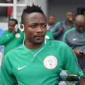 Why I decided to return to Kano Pillars - Ahmed Musa