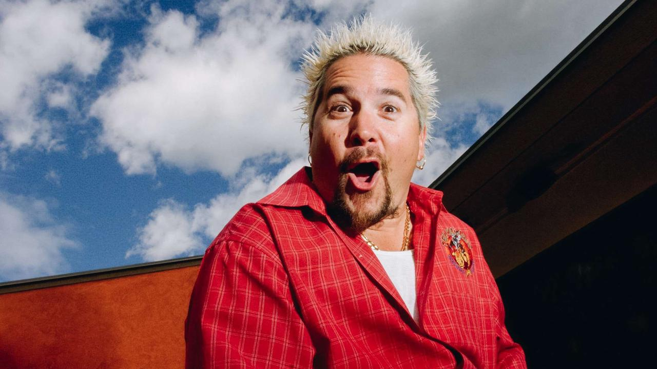 "Guy Fieri on His Love Affair with America's ""Funky Places"""