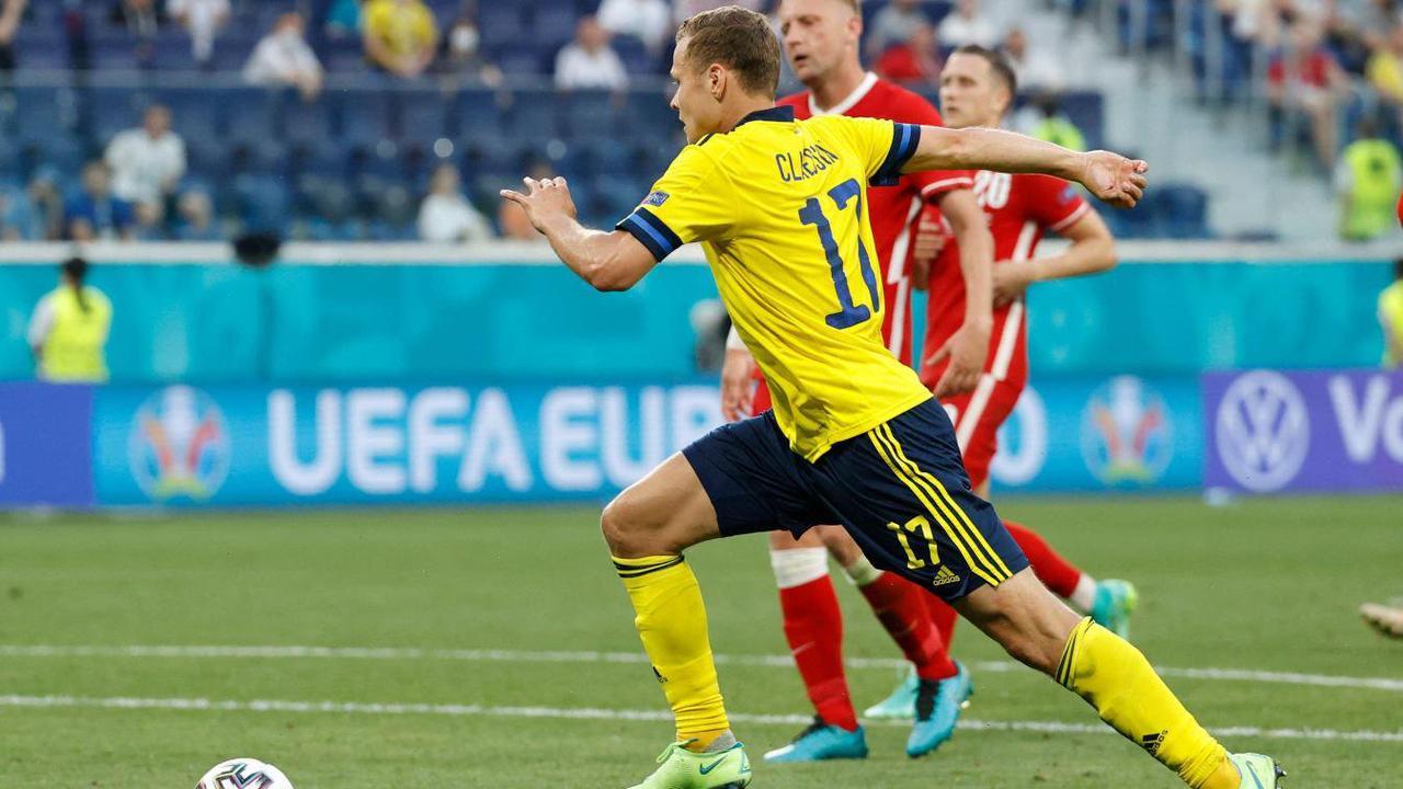 Euro 2021: la Suède termine en tête, la Pologne éliminée malgré Lewandowski