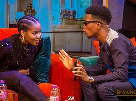 Kofi Kinaata Reveal He Woud Like To Kiss Natural Girl Mzvee If Chance Is Given