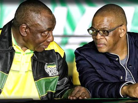 Is Ace Magashule not worried of being fired because he is rich?