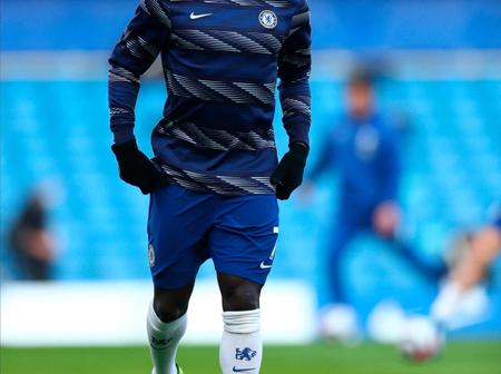 N'Golo Kante Admits His Best Football Came Under Antonio Conte And Opens Up On PSG Transfer Snub