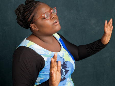 Gospel Singer, Sharon Oluwatise Out With Debut Single