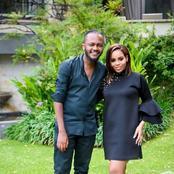 Mzansi Best Couples That Left Mzansi Off Gut