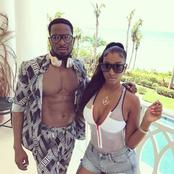 D'banj's Wife, Lineo Is Beautiful And Cute, See Lovely Photos Of Them Together