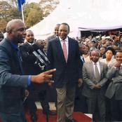 Irungu Kang'ata Endorses Raila-Ruto 2022 Alliance Issuing Tough Conditions