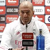 Zidane : je suis très positif et je sais qu'après un orage, le soleil sort toujours à la fin