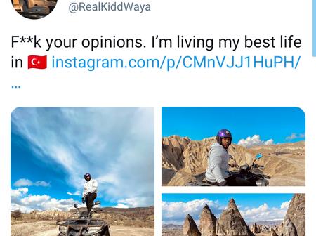 Fans drag BBnaija Kiddwaya over recent tweet